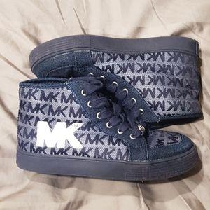 MK Denim Girls Hightop sneakers